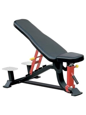 Iron Series Element Fitness Iron 7012 FI Bench