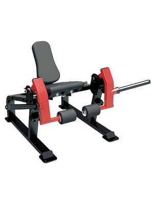 Iron Series Plate Loaded Element Fitness Iron 7025 Leg Extension