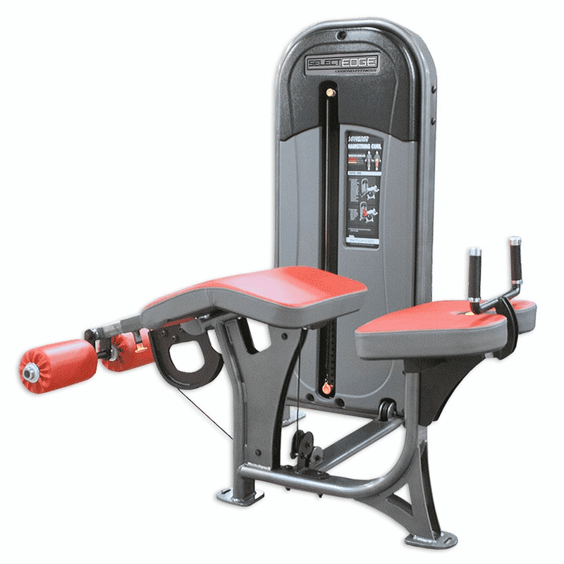 Legend Fitness SelectEDGE Hamstring Curl Machine