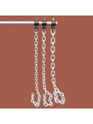 "Prism Function Strength Lifting Chains 30lb 5/8"" (Pair)"