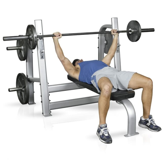 Inflight 5000 Olympic Bench