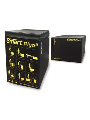 "Prism Plyometric Training Smart Soft Plyo Cube - 3-in-1 (20"", 24"", 30"")"