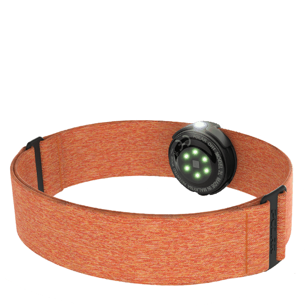POLAR OH1 — OPTICAL HEART RATE SENSOR - ORANGE