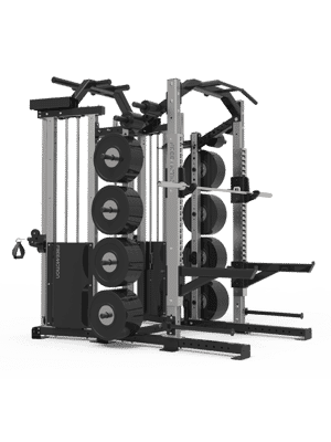 FreeMotion Pro Functional Half Rack