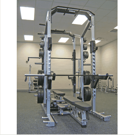 Legend Pro Series Double-Sided Half Cage