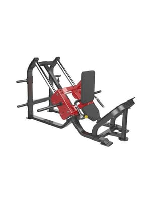 Iron Series Plate Loaded Element Fitness Iron 7021 Hack Squat Plate Loaded