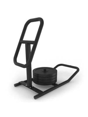 Prism Function Strength Hi-Lo Combo Sled