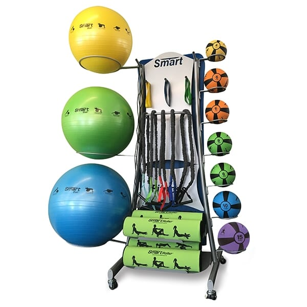 Prism Smart Fitness Storage Self Guided Elite Storage Tower (Tower Only)