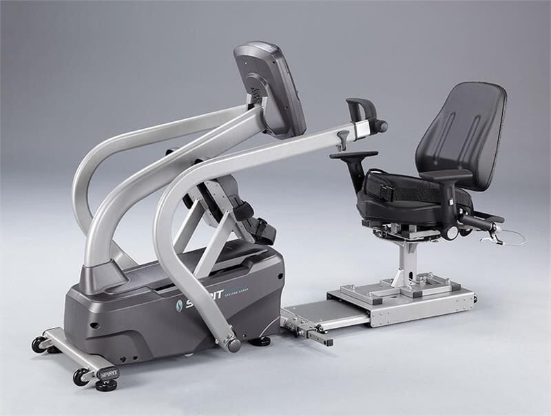 MS350 Medical Recumbent Stepper with Removeable Seat