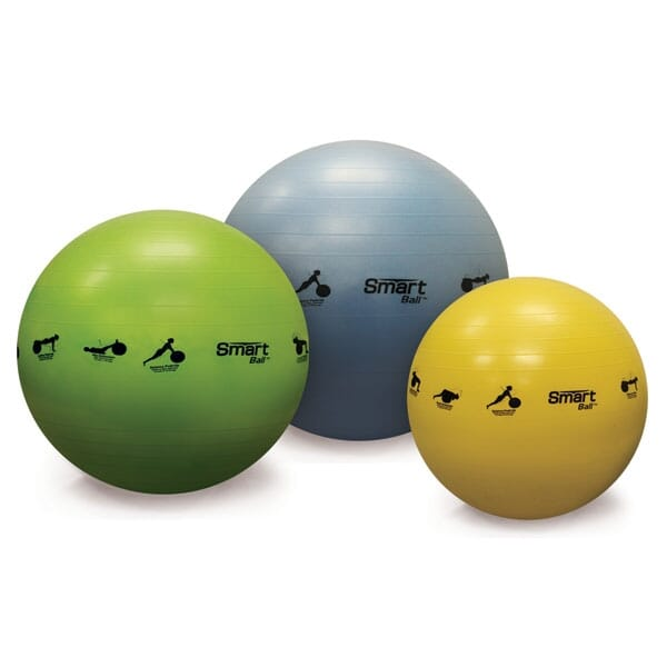Prism Smart Self-Guided Smart Stability Ball, 65cm (Green)