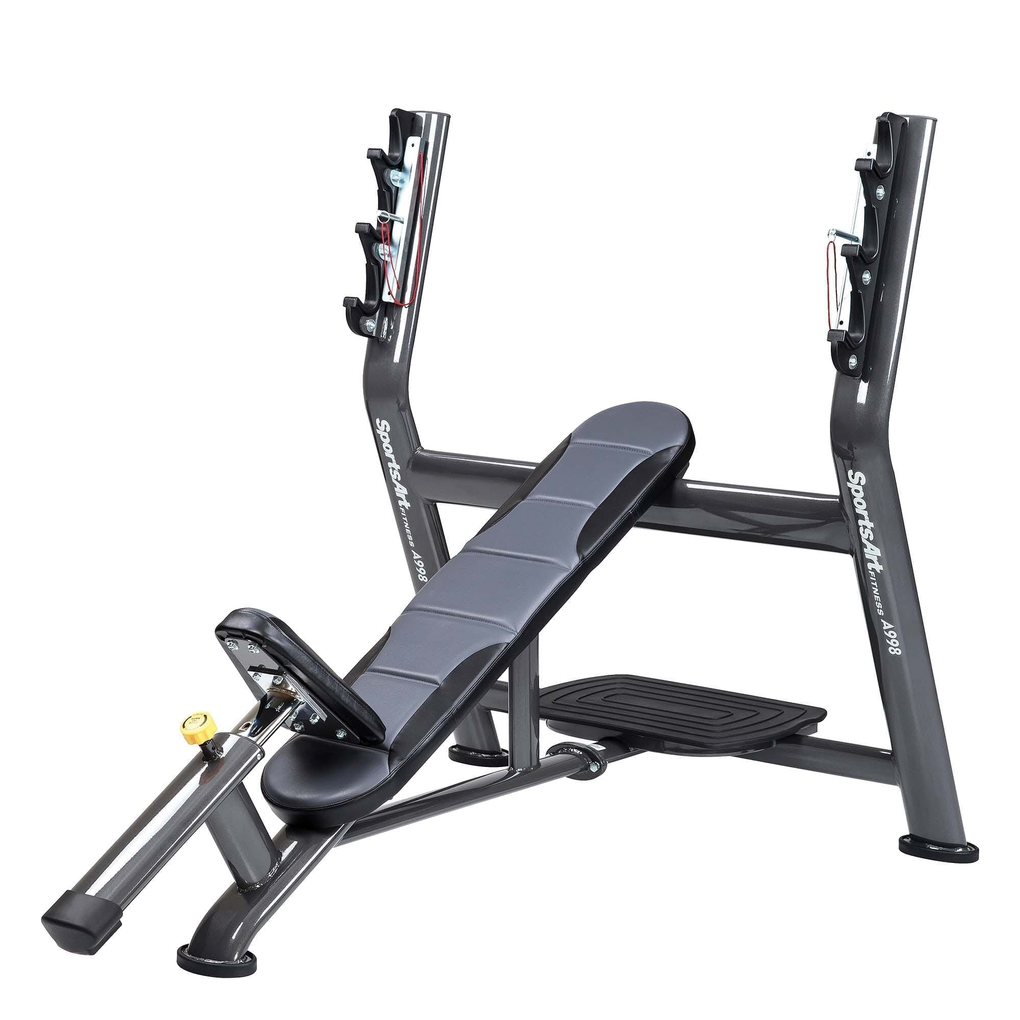 Sports Art A998 OLYMPIC INCLINE BENCH