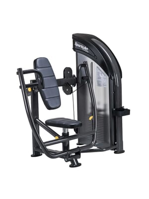 Sports Art Selectorized P715 PERFORMANCE DEPENDENT CHEST PRESS