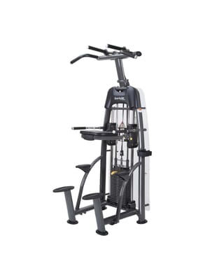 Sports Art Selectorized S911 STATUS ASSISTED CHIN-UP & TRICEP DIP