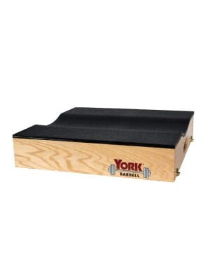 "YORK Technique Box (each) 24"" x 24"" x 5"" Stacks on top of Plyo Set-Up Boxes"