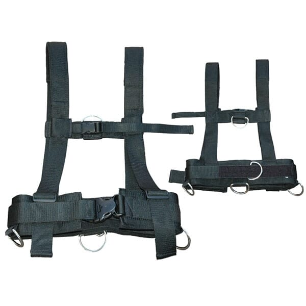 Prism Speed Training Workhorse Harness, X-Large