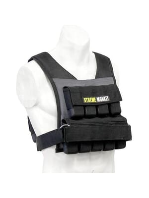 Xtreme Monkey 45lbs Commercial Micro Adjustable Weighted Vest